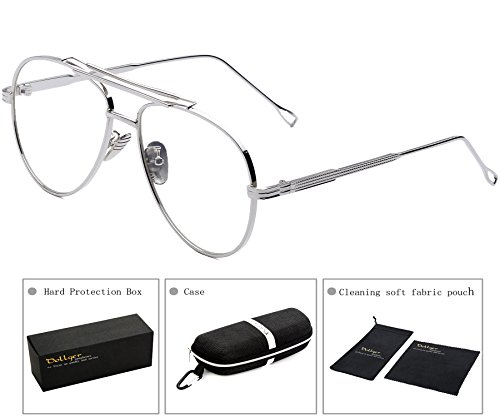 dollger-occhiali-da-sole-donna-argento-clear-lens-silver-frame