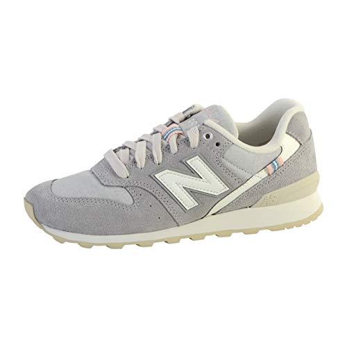 New Balance Damen Suede 996 Sneaker, Grau (Grey Yc), 40 EU -