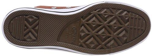Converse Unisex-Erwachsene CTAS Ox Sneaker Rot (Mars STONE/BLACK/White)