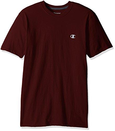 champion-camiseta-hombre-rojo-rojo-maroon-large