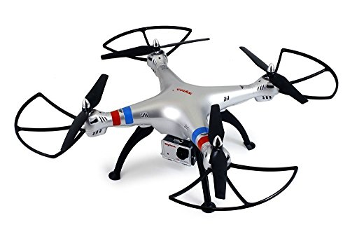 Syma X8G 2.4G 6 Achsen Gyro 4CH Quadrocopter mit 5MP HD Kamera