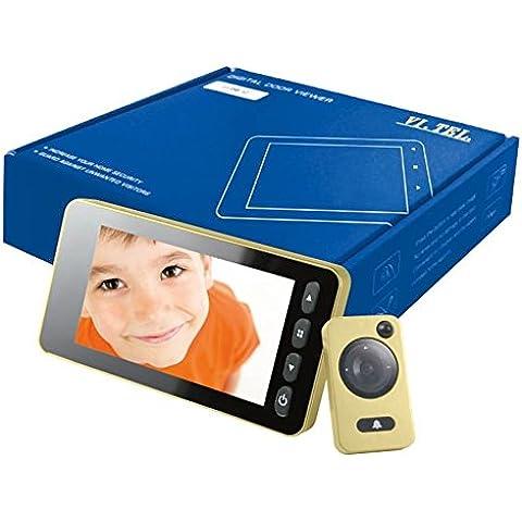 VI.TEL. E0393 40 Spioncino Digitale 4.3