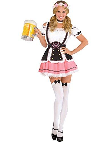 Imagen de disfraz de alemana oktoberfest para mujeres en varias tallas