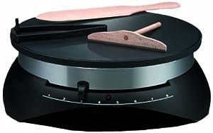 Gastroback 44005, 330 x 330 x 115 mm, 3800 g - Máquina de hacer crepes de Gastroback