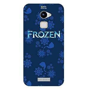 Hamee Disney Princess Frozen Official Licensed Designer Cover Hard Back Case for LeTV LeEco Le 2 (Frozen / Logo)