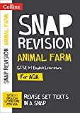 Animal Farm: New Grade 9-1 GCSE English Literature AQA Text Guide (Collins GCSE 9-1 Snap Revision)
