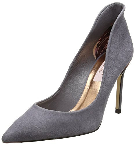 282ab57f318824 Ted Baker Damen Savio Pumps Grau Grey - ppp4its.de Rabatt Codes Wie ...