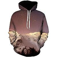 Rosennie Männer 3D Druck Muster Kapuzen Pullover Langarm Loose Sweatershirt Top Bluse Herren Herbst Winter Geburtstag... preisvergleich bei billige-tabletten.eu