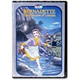 Bernadette: Princess of Lourdes DVD PAL Region 2 - in English, Spanish, French
