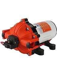 Seaflo 12Volt Bomba de agua de alta presión 18,9L/min 5,0Gpm 60Psi con interruptor automático para Marine RV barco Automotive