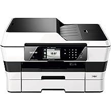 Brother MFC-J6920DW Stampante Multifunzione Inkjet, con Fronte/Retro Automatica, NFC, LCD Touchscreen da 9.3 cm