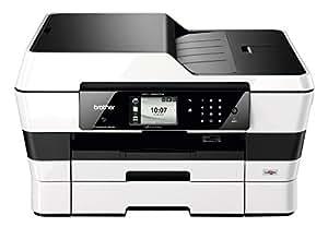 Brother MFCJ692DW Multifunzione Ink-Jet a Colori, Funzione Stampa/Copia/Fax,/Scansione