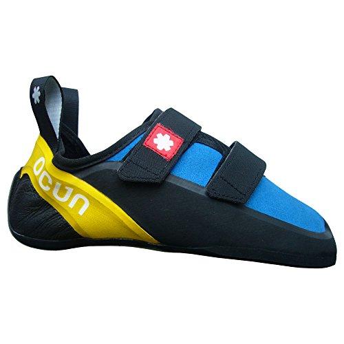 Preisvergleich Produktbild Ocun Strike QC Größe UK 9,5 blau-gelb