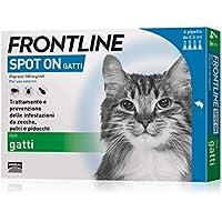 Frontline Spot-On Gatti 4 Pipette
