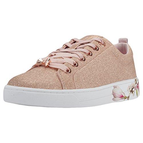 Ted Baker Damen Kelleit Sneaker Gold (Rose Gold Harmony #ffd700)