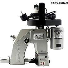 BAOSHISHAN Portátil eléctrica máquina de coser automático lubricación Tejido bolsa de embalaje máquina para tejido bolsa
