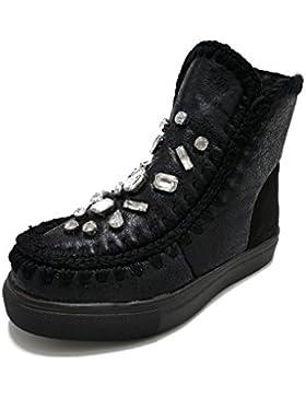 Scarpe Shoes Stivali Invernali Bambina Stivaletti Bimba Pelliccia Caldo Neve Scarpe Ragazza per Inverno Autunno...