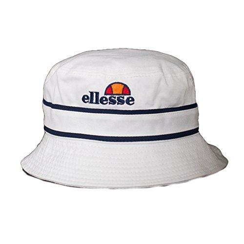 Ellesse Bucket Hat Vito, Farbe:white, Größe:one size