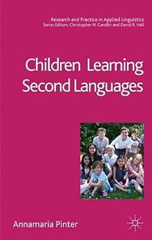 Children Learning Second Languages par [Pinter, Annamaria]