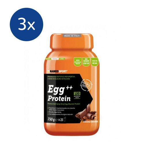 NAMEDSPORT 3X EGG ++ PROTEIN 750g (GUSTO: DELICIOUS CHOCOLATE) - 41DayR7JFnL