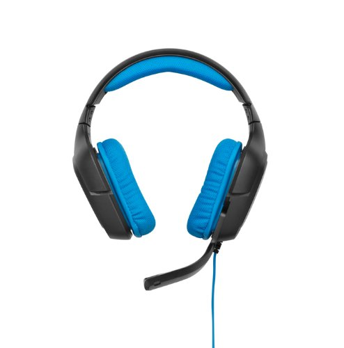Logitech G430 Cuffia Gaming con Microfono e Audio Dolby Surround 7.1 per PC  e PS4 – Shop24Ore b8d1b0a38f8c