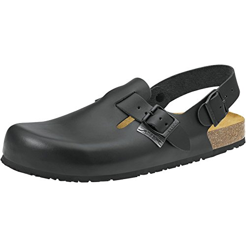 "Abeba 8040 ""Natura occupational-clog Scarpe Black"