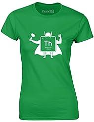 Brand88 - Thor-ium, Gedruckt Frauen T-Shirt