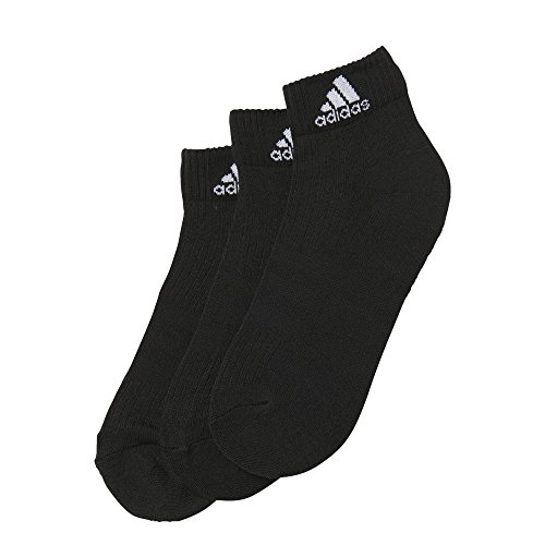adidas Herren Socken 3S Performance, Black, 39-42, AA2286