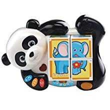 Vtech Interactive Cube Baby First Age Toy, Puzzle, 80-193405, Multi-Coloured
