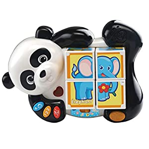 VTech Puzzle Cube interactif - Juegos educativos, Niño/niña, 1,5 año(s), 4 año(s), Francés, AA
