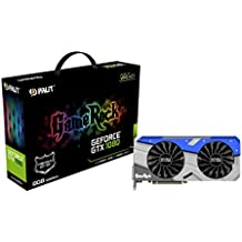Palit GeForce GTX 1080 GameRock Premium Edition 8GB Graphics Card