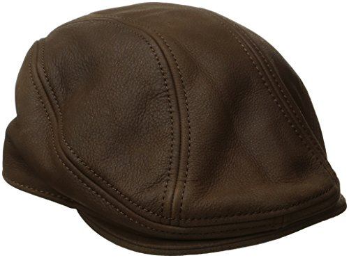 stetson-mens-oily-timber-leather-ivy-cap-brown-large-x-large