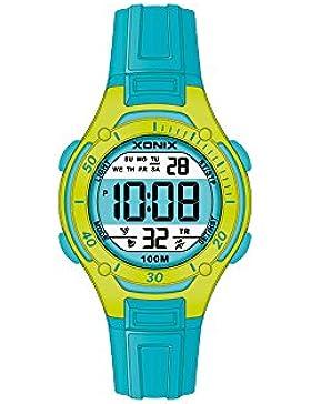 XONIX Unisex Armbanduhr 83953