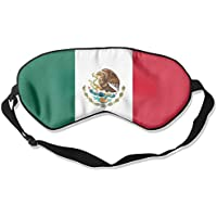 Mexico Flag Retro 99% Eyeshade Blinders Sleeping Eye Patch Eye Mask Blindfold For Travel Insomnia Meditation preisvergleich bei billige-tabletten.eu