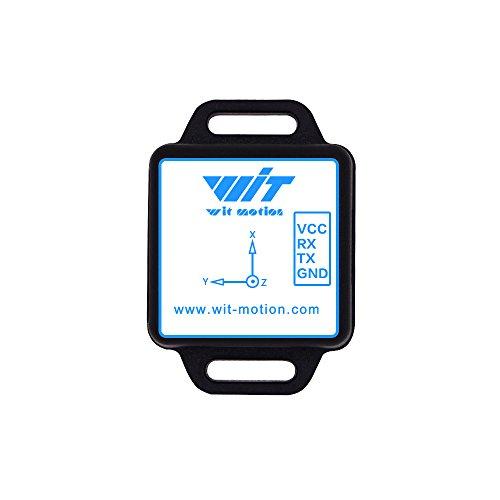 Bluetooth 2.0 BWT901CL AHRS IMU Wireless 9 assi TTL 200Hz Sensore 3 assi Angolo di inclinazione Inclinometro Accelerometro Giroscopio magnetometro MPU9250 supporto ricarica batteria PC/Android/Arduino