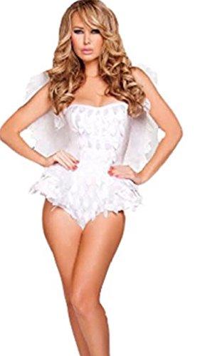 HarrowandSmith - Combinaison - Femme 36 Blanc