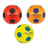 John 50731 - Soft-Fußball Super, 8 Zoll, sortiert