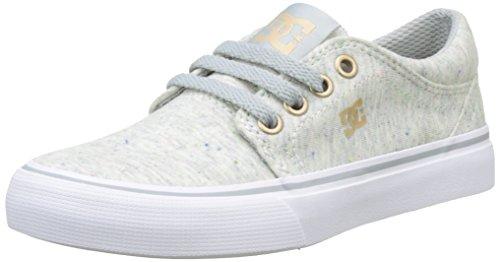 DC Shoes Mädchen Trase TX SE Flach, Mehrfarbig (Multi), 35 EU (Dc Shoes Mädchen)