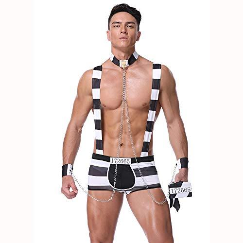 - Männliche Gefangene Kostüme