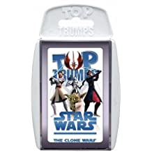 Top Trumps Specials: Star Wars - The Clone Wars