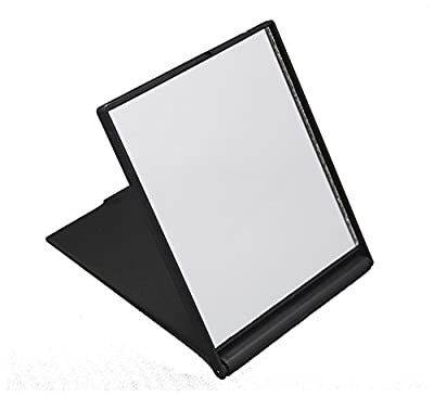 Small Folding Compact Travel Make Up Shaving Mirror - cheap UK light store.