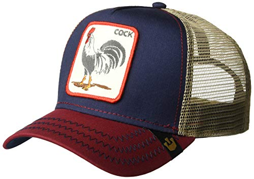 1ab921b4164 Goorin Brothers All American Rooster Men s Hat Navy One Size