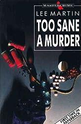 Too Sane a Murder