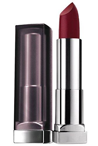 Maybelline New York Color Sensational Creamy Matte Lip Color, Divine Wine, 4.2g