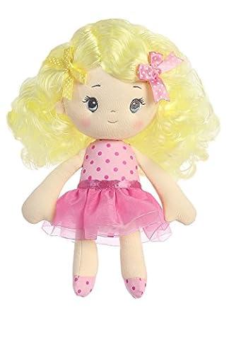 Aurora World Cutie Curls Isabella Plush