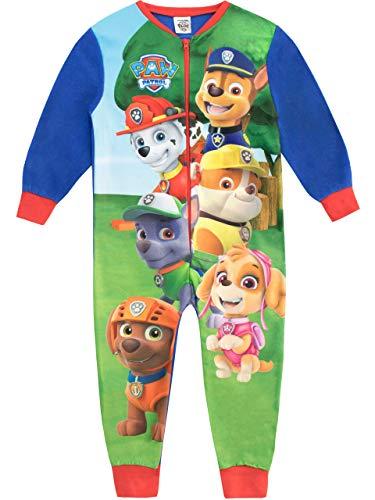 Paw Patrol Pijama Entera niños La Patrulla Canina