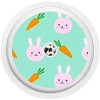 Freestyle Libre Sensor Vinyl Aufkleber (Bunnies) preisvergleich bei billige-tabletten.eu