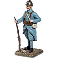 Figurine Soldat Fantassin Poilu 1918 - 14,5 cm
