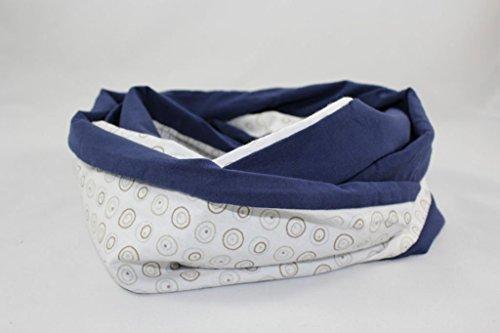 Loop | Schal | Stillschal | Stillloop | Loopschal | Schlauchschal | Rundschal | Schal - für Damen/Herren/Kinder, unisex, aus Baumwolle, handmade in Hamburg