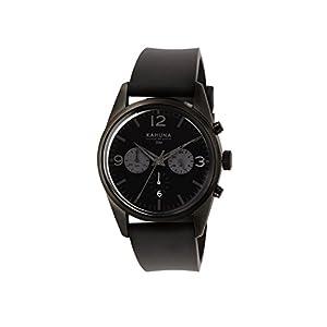 Kahuna KCS-0010G – Reloj de Pulsera Hombre, Silicona, Color Negro